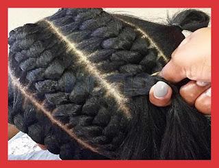 imagenes de peinados con trenzas