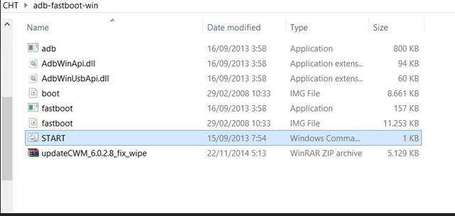 root zenfone 4 update cwm