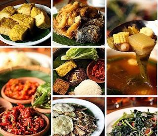 masakan-sunda,www.healthnote25.com
