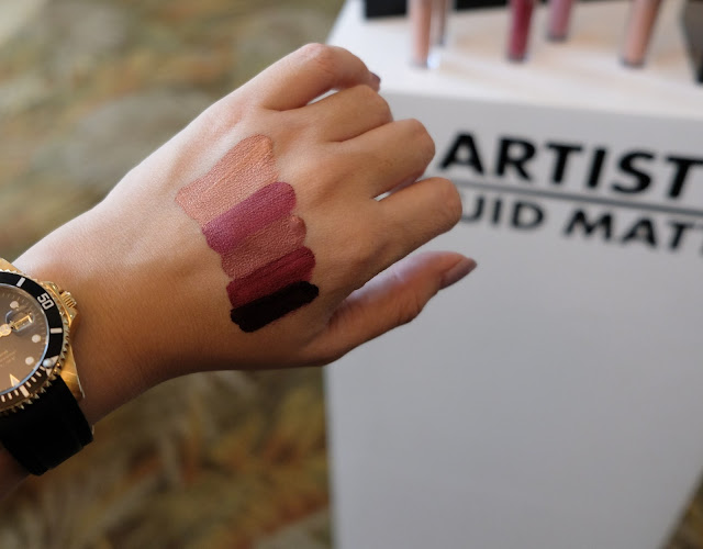 a photo of Make Up For Ever Artist Liquid Matte.
