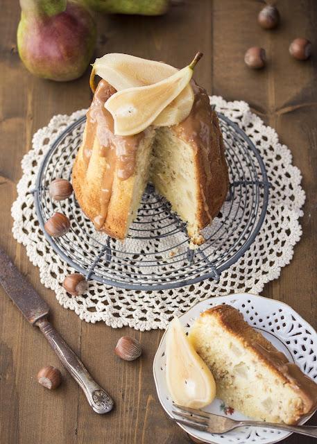 Experimente aus meiner Küche: Birnen-Gugel mit Haselnüssen von Emma´s Lieblingsstücke