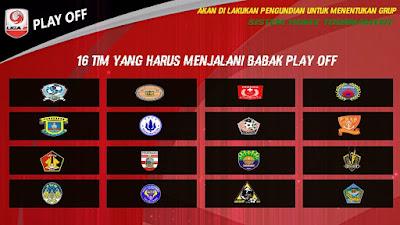 Empat Tim play-off Liga 2 di Stadion Manahan Solo, Persika Tambah Tiga Pemain Baru