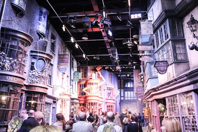 Studios du Chemin de Traverse d'Harry Potter