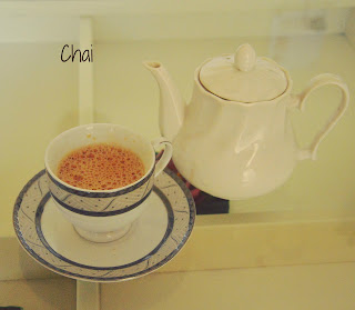 Chai or tea