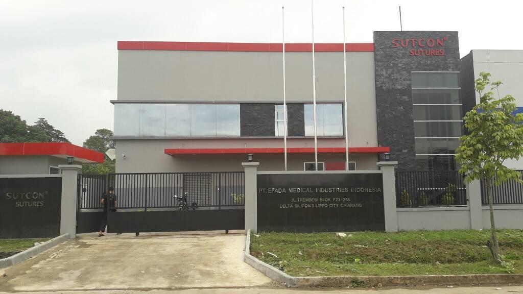 Info Lowongan Kerja SMA Hari ini PT. EFADA MEDICAL INDUSTRIES INDONESIA Terbaru