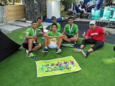 Mandiri Banyuwangi Half Maraton 2019