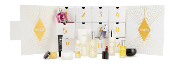 Contents and spoilers of the Beauty Expert 12 Days of Christmas Advent Calendar 2018