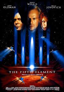 Le cinquième élément Poster