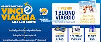 Logo Con Decò e Ferrero vinci viaggio, buoni spesa, prodotti e ClemPad