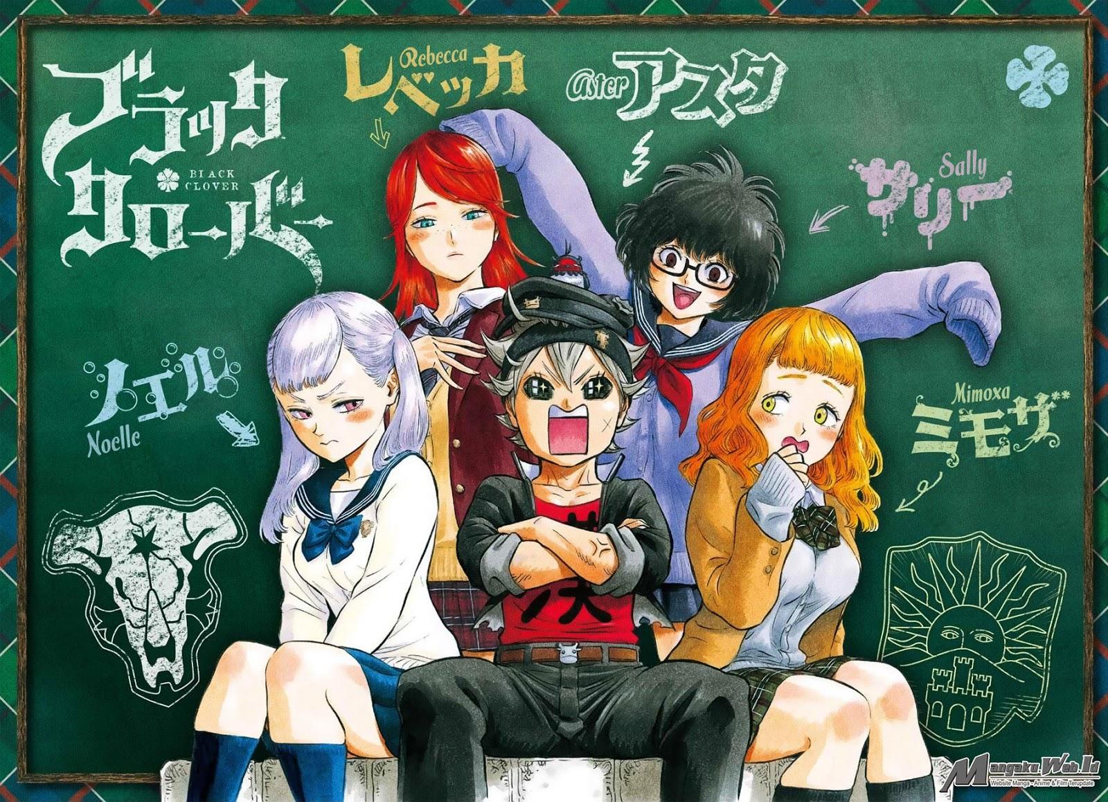 Baca Manga Black Clover Chapter 52 Bahasa Indonesia