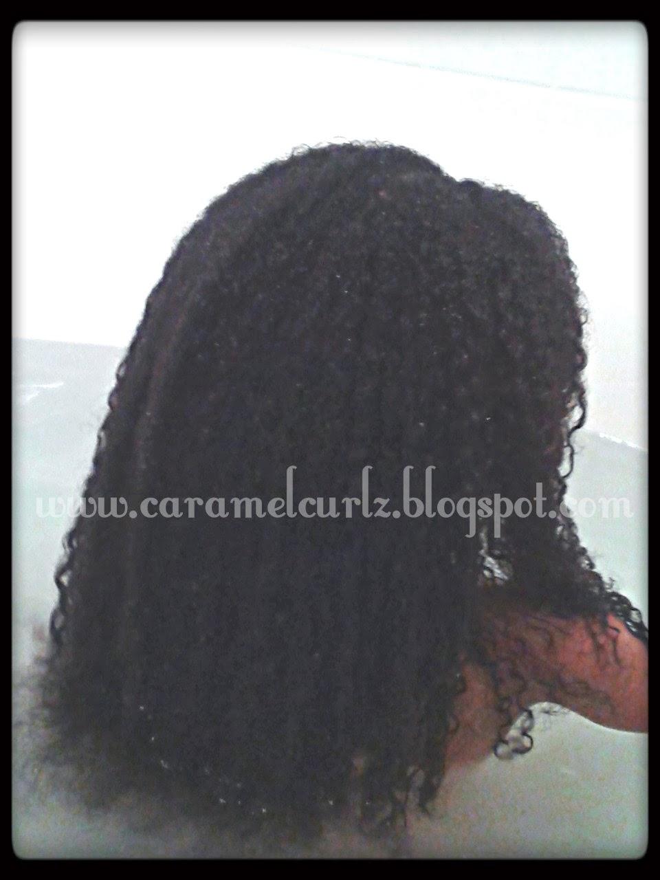 Caramel Curlz  Swirls Hair Shedding or Breakage
