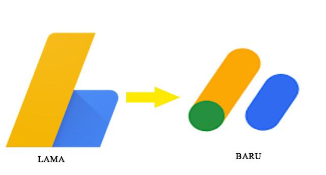 logo baru adsense