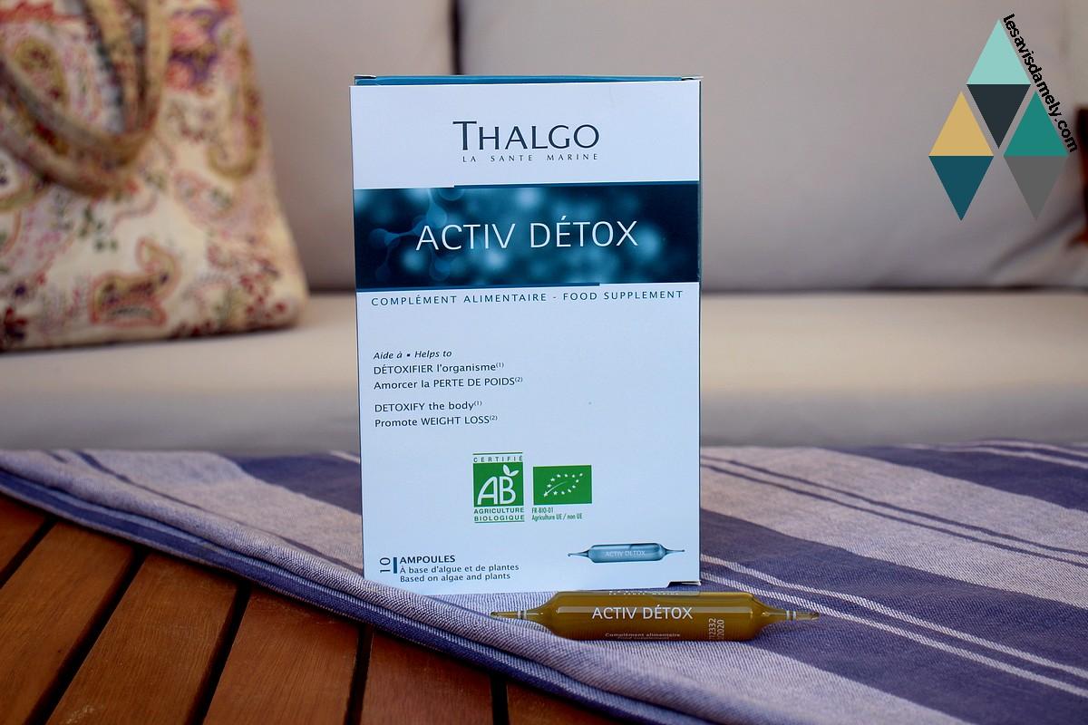 complément alimentaire naturel activ detox pour cure minceur