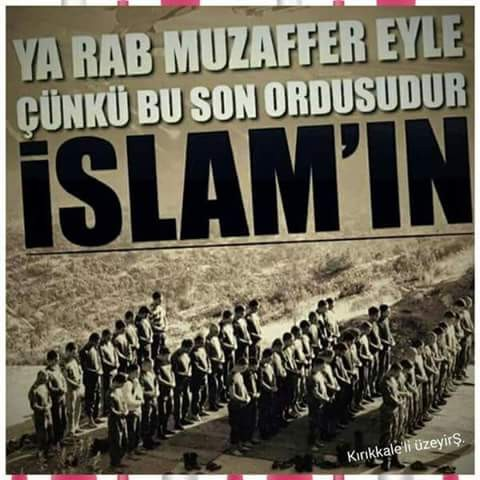 islamın ordusu