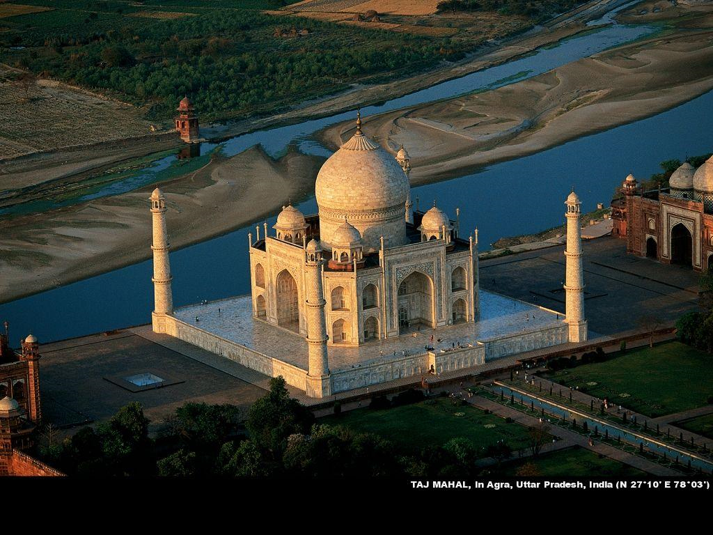 Taj Mahal ever seen