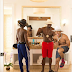 P. Diddy and His sons go shirtless (Photo)