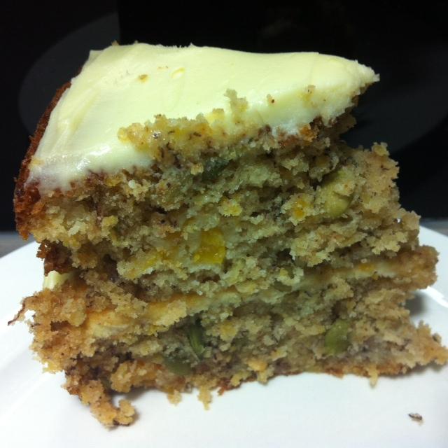 Kitchen Cabinet With Annabel Crabb: Annabel Crabb's Hummingbird-ish Cake