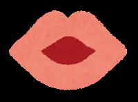 「う」を発音する口の形のイラスト