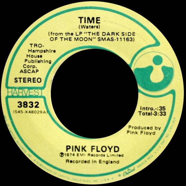 Time. Pink Floyd