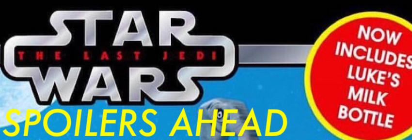 "Star Wars The Last Jedi Mark Hamill Luke Skywalker HQ Movie Poster 13×20/""-48×32/"""