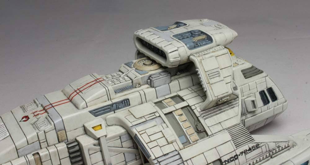 The Trek Collective: Model kits updates: First Discovery