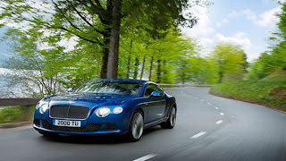 Dream Fantasy Cars-Bentley Continental GT Speed Coupe