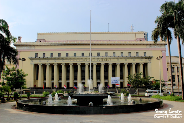 Manila Post Office Building