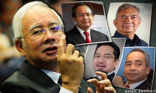 MOUNTDWELLER: Kenapa nafi adik PM hak untuk menjawab?