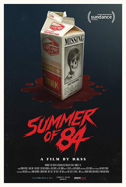 Summer of 84 2018 movie poster
