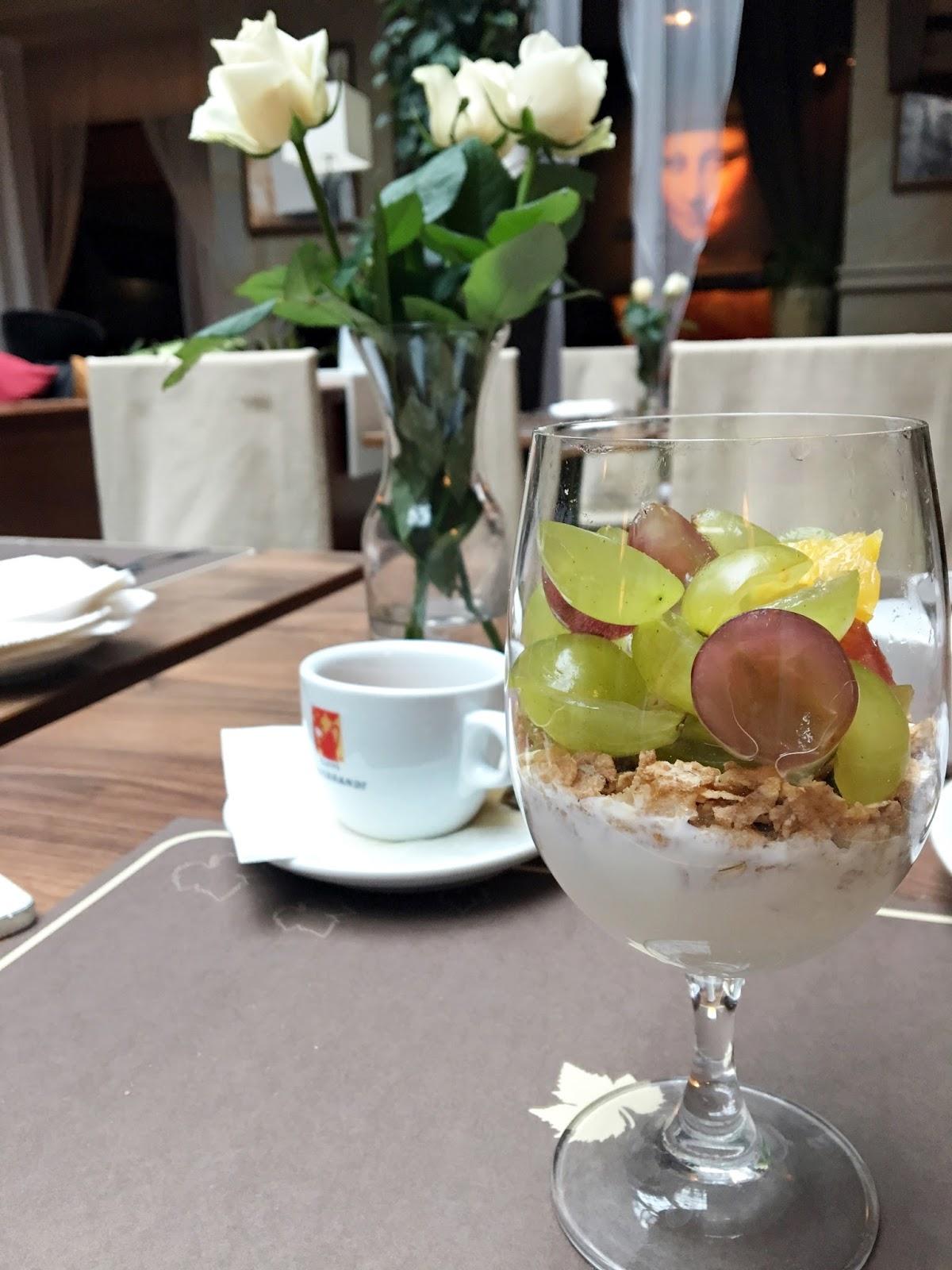 śniadanie w Grand Hotel Boutique