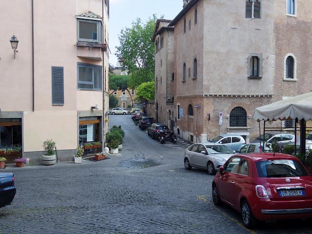 ローマのトラステ―ベレ