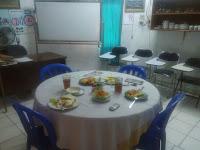 ruangkelas praktek restaurant service