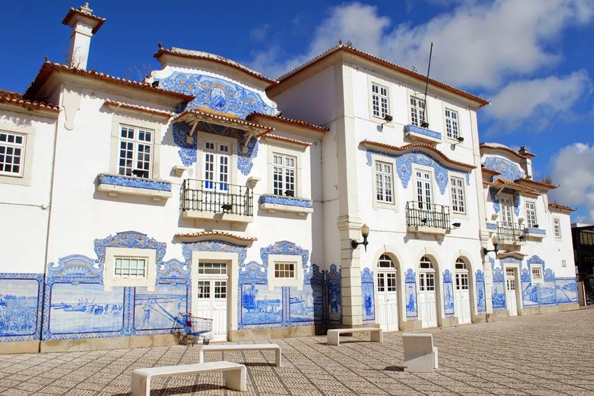 Stary Dworzec w Aveiro