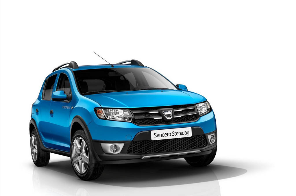 2013 dacia sandero stepway auto cars concept. Black Bedroom Furniture Sets. Home Design Ideas