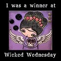 Wicked Wednesday ATC Challenge