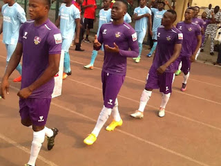 MFM FC crack Niger Tornadoes At The Agege Soccer Temple