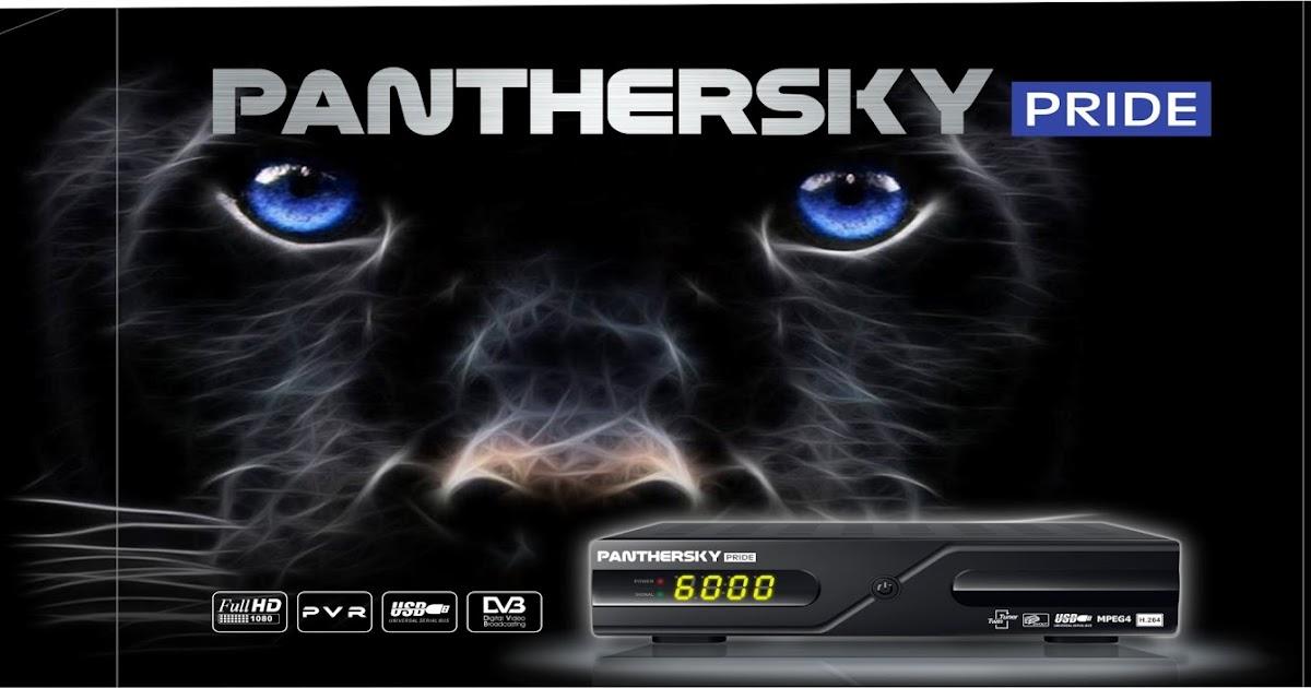 Nova Atualização  Phantersky Pride HD v4.06 04/03