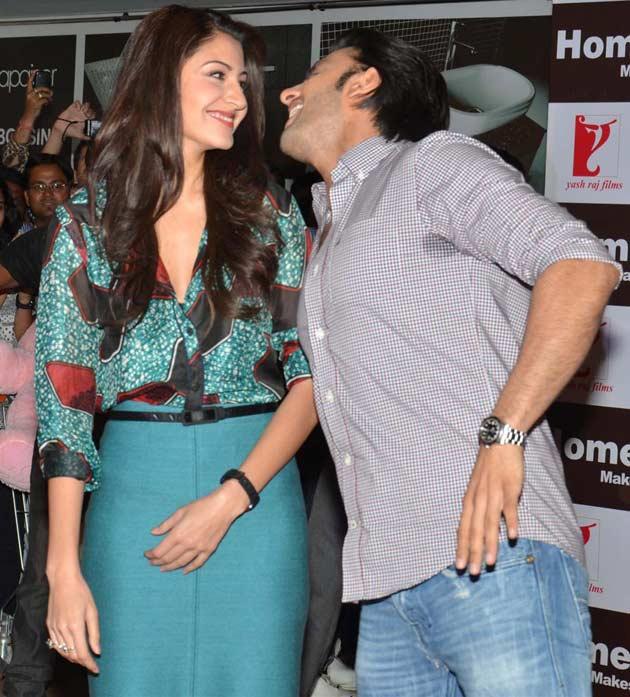 Actress Anushka Sharma Pictures Anushka Sharma And