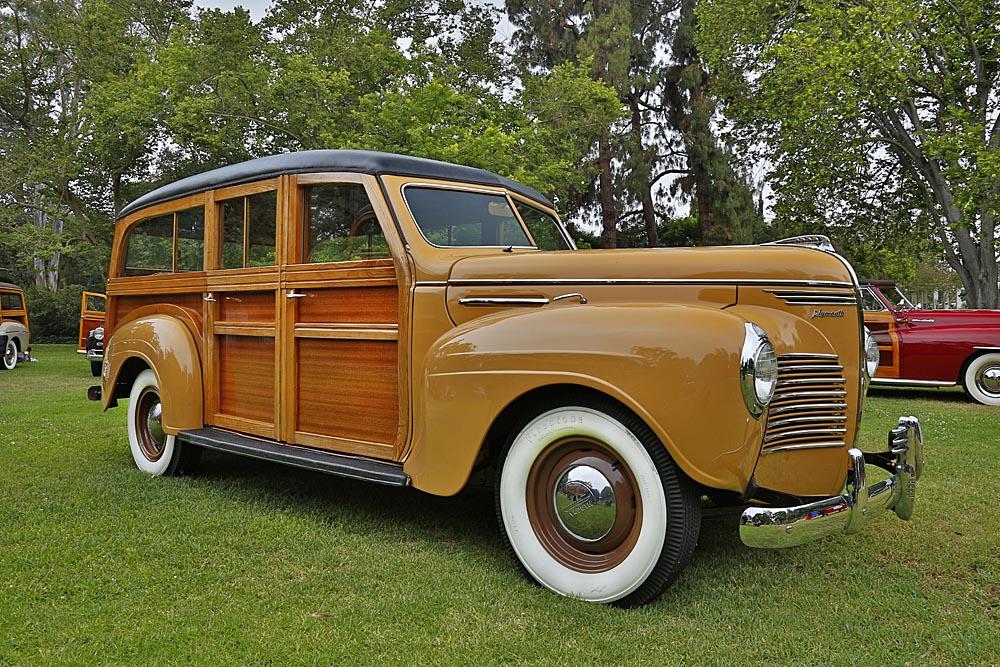 1937 Plymouth Four Door