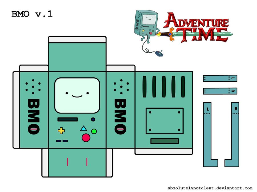 Gallery For > Cubeecraft Adventure Time