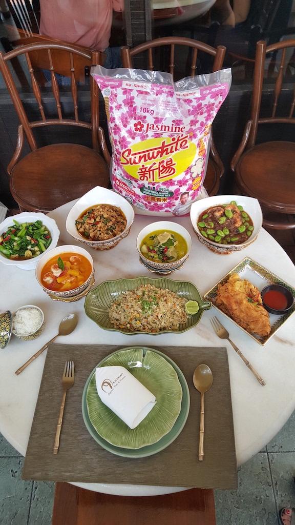 Beras Jasmine Rice Pilihan Terbaik