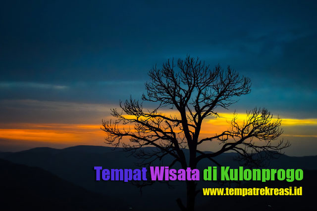 Tempat Wisata di Kulonprogo