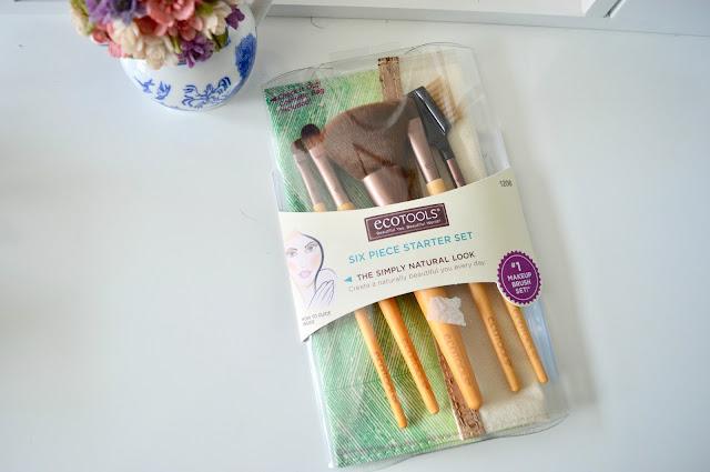 eco tools 6 piece makeup set review
