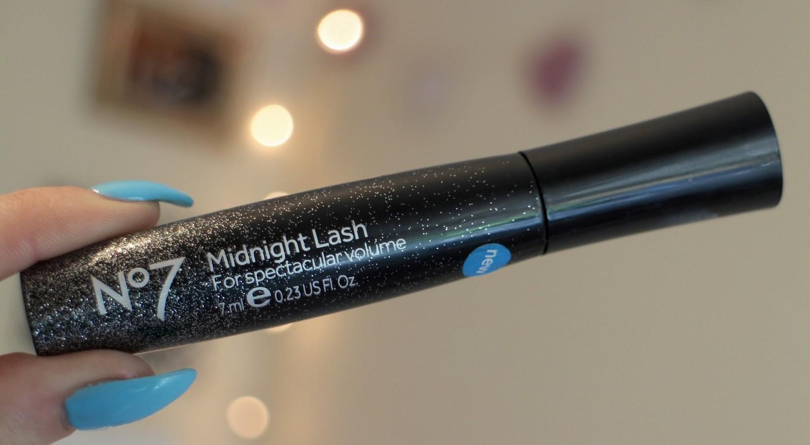 no7 midnight lash mascara review