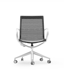 Curva Mid Back Mesh Office Chair CUR107