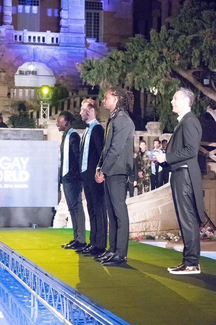 Brasileiro fica em 5º lugar no Mister Gay Mundo: 'Muito feliz'