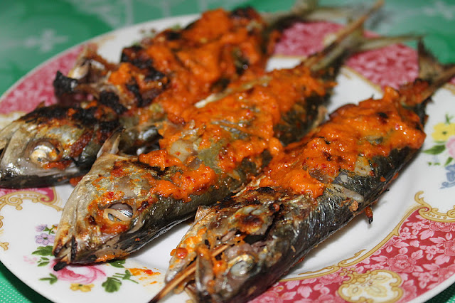 Ikan Percik Merah Kelantan
