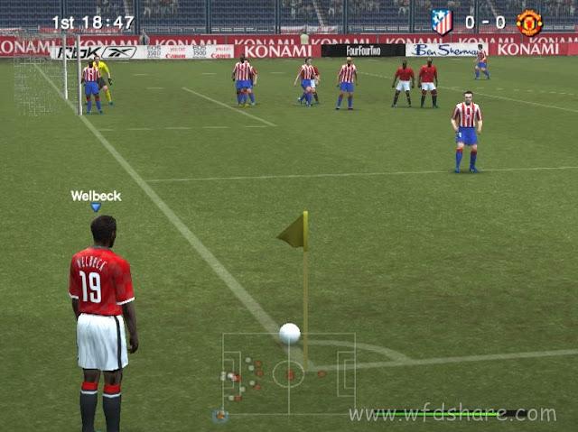 Pro Evolution Soccer 6 Full Version