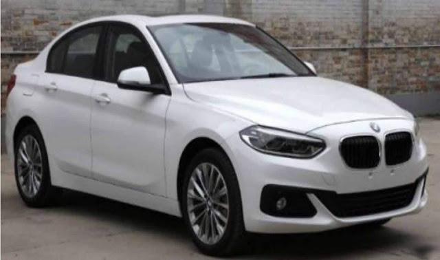 Novo BMW Série 1 Sedan - 118i