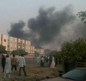 kano car park bomb explosion